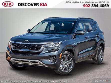 2021 Kia Seltos EX (Stk: S6680A) in Charlottetown - Image 1 of 20