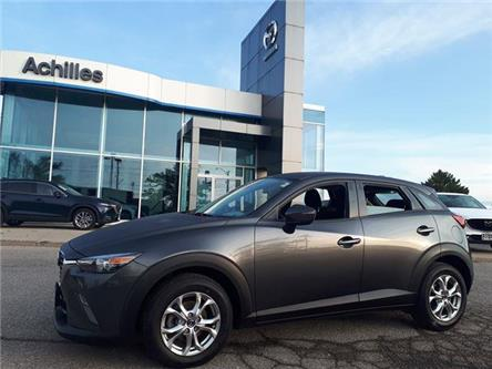 2018 Mazda CX-3 GS (Stk: P5977) in Milton - Image 1 of 10