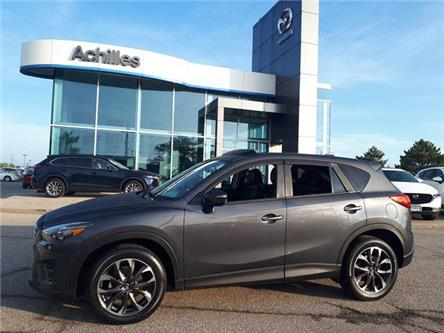 2016 Mazda CX-5 GT (Stk: S148A) in Milton - Image 1 of 11