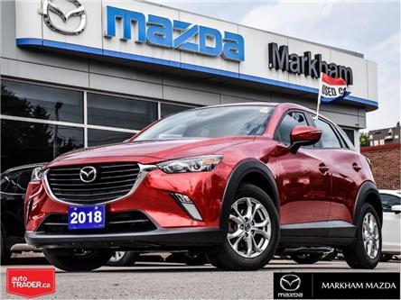 2018 Mazda CX-3 GS (Stk: H200432A) in Markham - Image 1 of 24