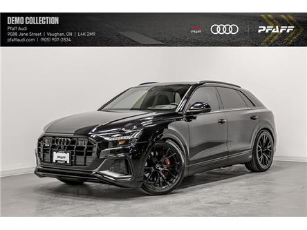 2020 Audi SQ8 4.0T (Stk: T18644) in Vaughan - Image 1 of 22
