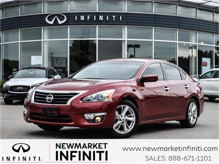 2014 Nissan Altima 2.5 SV (Stk: UI1352A) in Newmarket - Image 1 of 25