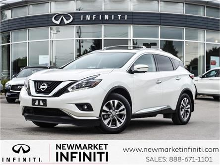 2018 Nissan Murano SL (Stk: UI1373) in Newmarket - Image 1 of 29