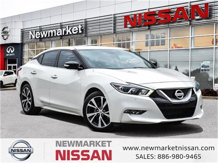 2016 Nissan Maxima SV (Stk: UN1130) in Newmarket - Image 1 of 25