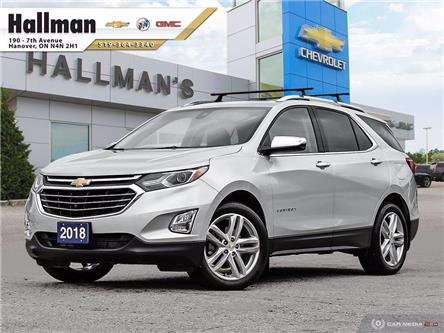2019 Chevrolet Equinox Premier (Stk: 20302A) in Hanover - Image 1 of 27