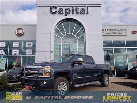 2017 Chevrolet Silverado 3500HD High Country (Stk: L00289A) in Kanata - Image 1 of 22