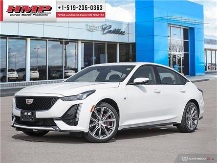 2020 Cadillac CT5 Sport (Stk: 88179) in Exeter - Image 1 of 27
