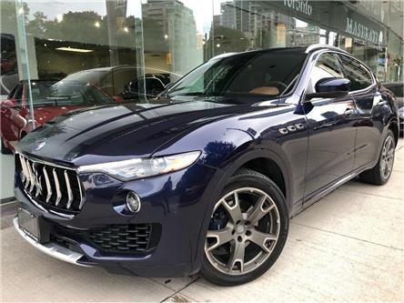 2017 Maserati Levante Base (Stk: 37U-A) in Toronto - Image 1 of 26
