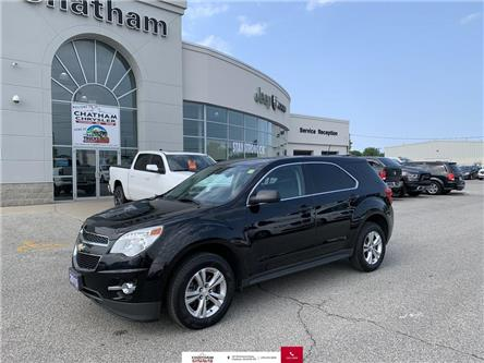 2015 Chevrolet Equinox LS (Stk: N04670AA) in Chatham - Image 1 of 20