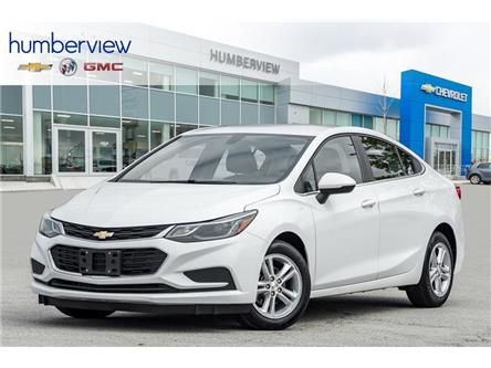 2017 Chevrolet Cruze LT Auto (Stk: 20SK026A) in Toronto - Image 1 of 20