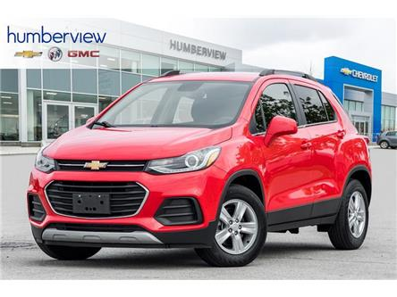 2017 Chevrolet Trax LT (Stk: 20TX019A) in Toronto - Image 1 of 19