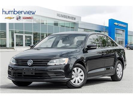 2016 Volkswagen Jetta 1.4 TSI Trendline+ (Stk: T1S001A) in Toronto - Image 1 of 20