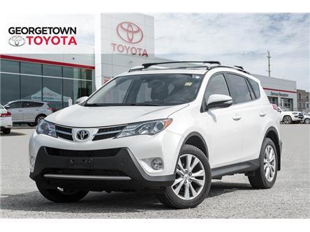 2013 Toyota RAV4 Limited (Stk: 13-09584GT) in Georgetown - Image 1 of 20