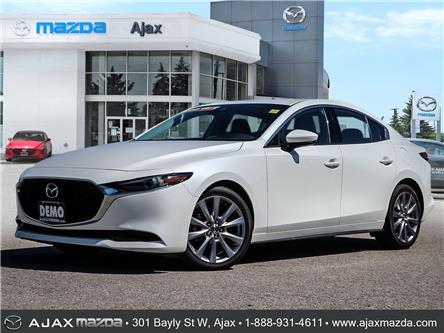 2019 Mazda Mazda3  (Stk: DV521) in Ajax - Image 1 of 28