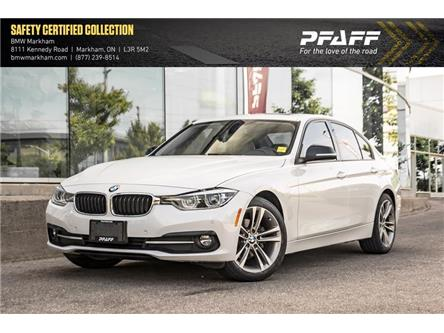 2016 BMW 320i xDrive (Stk: O13024A) in Markham - Image 1 of 22