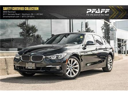 2017 BMW 330i xDrive Sedan (8D97) (Stk: D13371) in Markham - Image 1 of 22