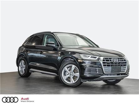 2020 Audi Q5 45 Progressiv (Stk: 92551) in Nepean - Image 1 of 20