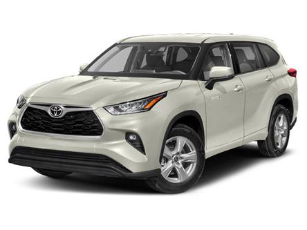 2020 Toyota Highlander Hybrid XLE (Stk: S506181) in Winnipeg - Image 1 of 9