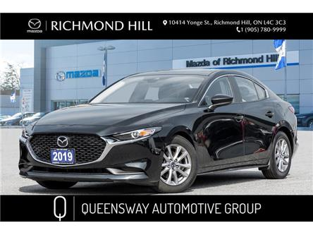 2019 Mazda Mazda3 GS (Stk: P0516) in Richmond Hill - Image 1 of 20