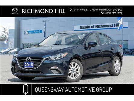 2015 Mazda Mazda3 GS (Stk: P0519) in Richmond Hill - Image 1 of 20
