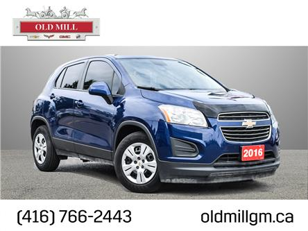 2016 Chevrolet Trax LS (Stk: 270226U) in Toronto - Image 1 of 24