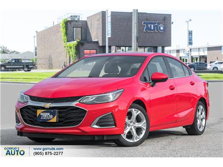 2019 Chevrolet Cruze Premier (Stk: 102522) in Milton - Image 1 of 20