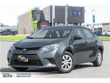 2015 Toyota Corolla CE (Stk: 433735) in Milton - Image 1 of 18