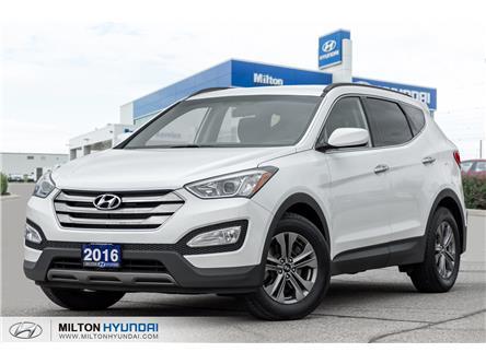 2016 Hyundai Santa Fe Sport 2.4 Premium (Stk: 337682) in Milton - Image 1 of 19
