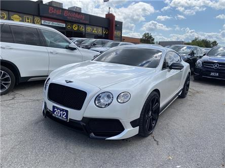 2012 Bentley Continental GT Base (Stk: 070514) in Toronto - Image 1 of 18