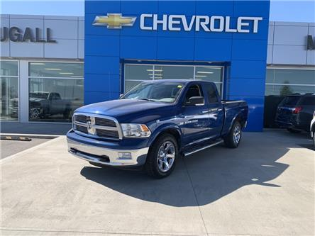 2011 Dodge Ram 1500 SLT (Stk: 219974) in Fort MacLeod - Image 1 of 12