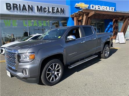 2021 GMC Canyon Denali (Stk: M6005-21) in Courtenay - Image 1 of 15
