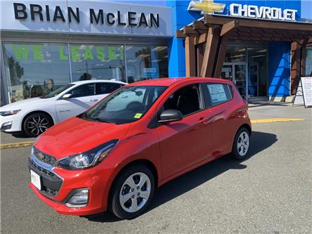 2020 Chevrolet Spark LS Manual (Stk: M5142-20) in Courtenay - Image 1 of 14