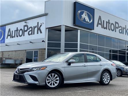 2019 Toyota Camry SE (Stk: 19-07793RJB) in Barrie - Image 1 of 25