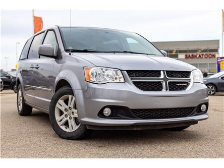 2014 Dodge Grand Caravan Crew (Stk: P4750A) in Saskatoon - Image 1 of 21