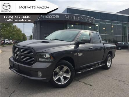 2016 RAM 1500 Sport (Stk: 28518) in Barrie - Image 1 of 24