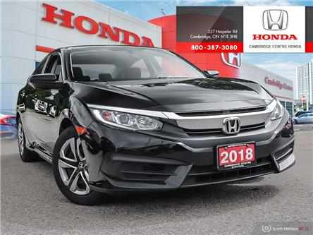 2018 Honda Civic DX (Stk: 20989A) in Cambridge - Image 1 of 25