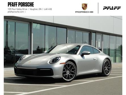 2020 Porsche 911 Carrera 4 Coupe (992) (Stk: P15984) in Vaughan - Image 1 of 20