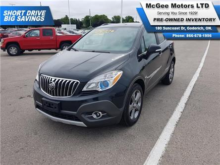 2014 Buick Encore Convenience (Stk: 767947) in Goderich - Image 1 of 25