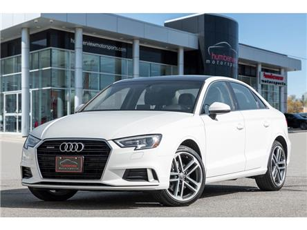 2017 Audi A3 2.0T Komfort (Stk: 20HMS634) in Mississauga - Image 1 of 22