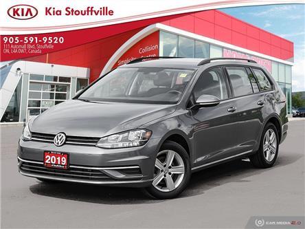 2019 Volkswagen Golf SportWagen 1.8 TSI Comfortline (Stk: P0228) in Stouffville - Image 1 of 26
