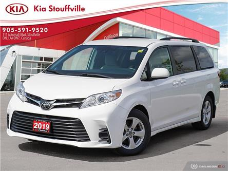 2019 Toyota Sienna LE 8-Passenger (Stk: P0221) in Stouffville - Image 1 of 26