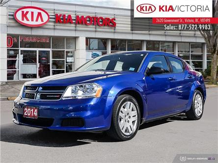 2014 Dodge Avenger Base (Stk: A1650) in Victoria - Image 1 of 25