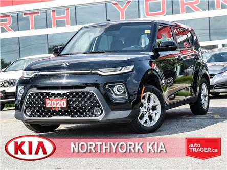 2020 Kia Soul  (Stk: P0248) in Toronto - Image 1 of 24