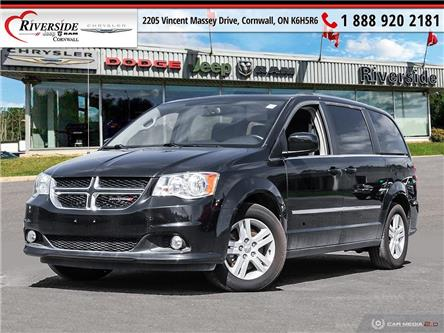 2017 Dodge Grand Caravan Crew (Stk: N19331A) in Cornwall - Image 1 of 27