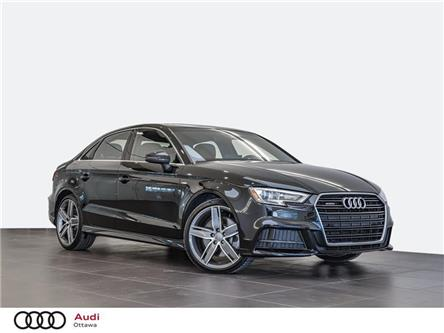 2019 Audi A3 45 Progressiv (Stk: PA737) in Ottawa - Image 1 of 20