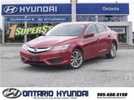 2018 Acura ILX Premium (Stk: 01264K) in Whitby - Image 1 of 22