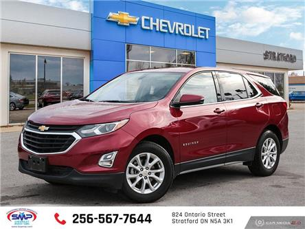 2018 Chevrolet Equinox 1LT (Stk: TC2703XA) in Stratford - Image 1 of 27