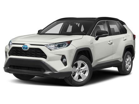 2020 Toyota RAV4 Hybrid XLE (Stk: 20694) in Bowmanville - Image 1 of 9