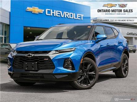 2020 Chevrolet Blazer RS (Stk: T0694195) in Oshawa - Image 1 of 22