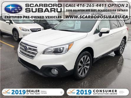 2017 Subaru Outback 2.5i Limited (Stk: H3257269) in Scarborough - Image 1 of 23